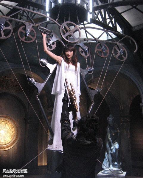 《龙战骑士》MV拍摄花絮图(更新) 人气:1036