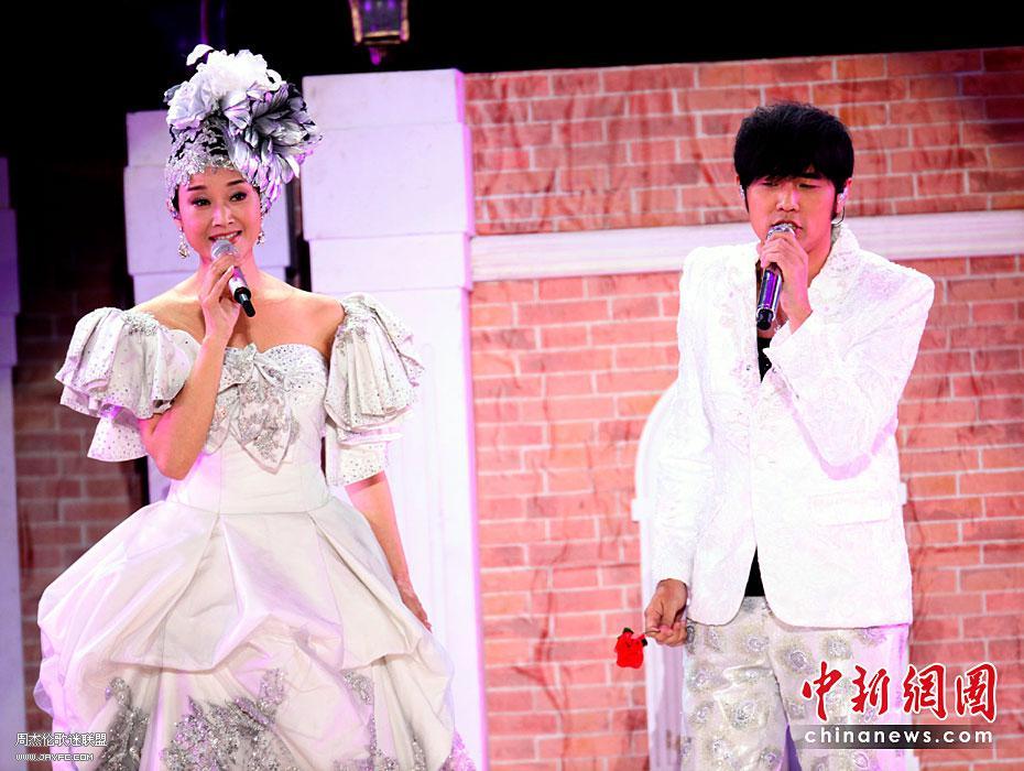 杰伦出席宋祖英上海世博音乐会 人气:1527